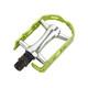 XLC Ultralight V PD-M15 - Pedales - MTB/ATB verde/Plateado